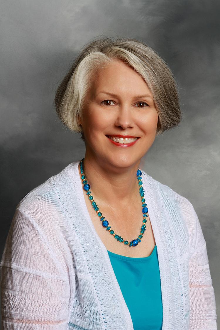 Gail Sones Self Portrait